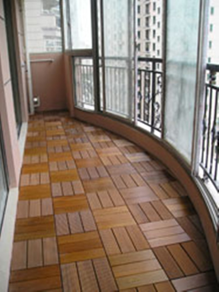 Напольное покрытие для балкона..