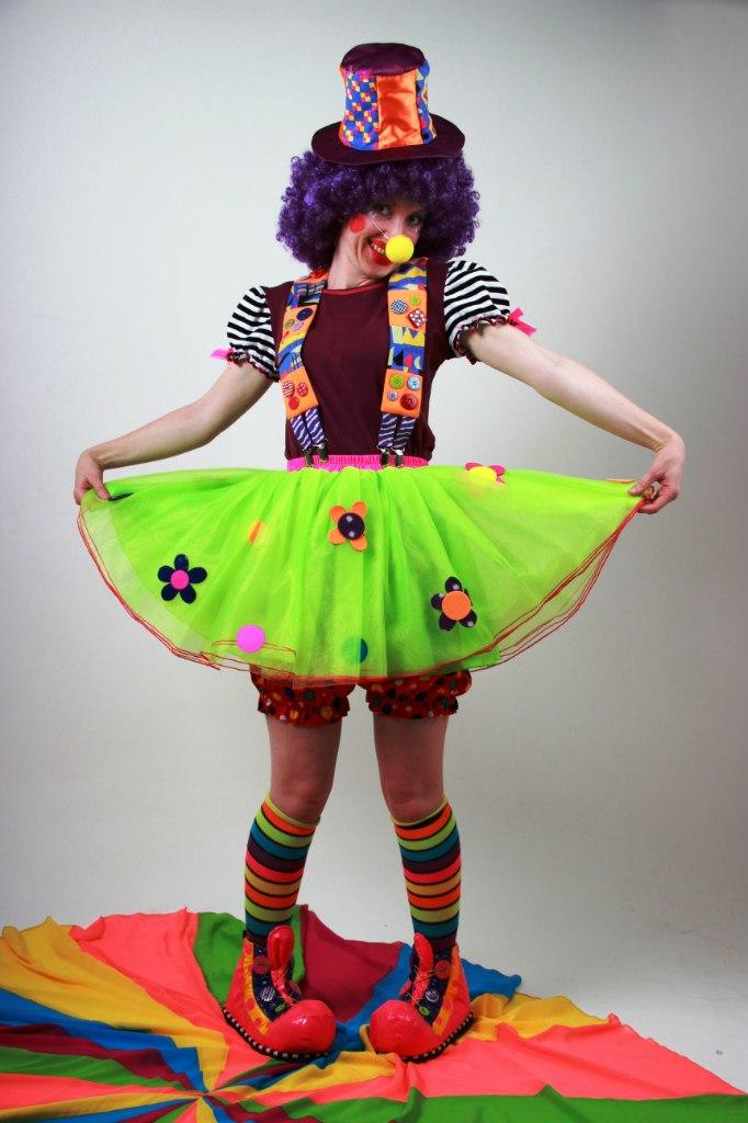 Костюм клоуна как сделать