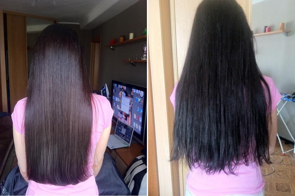 После мелирования выпадение волос