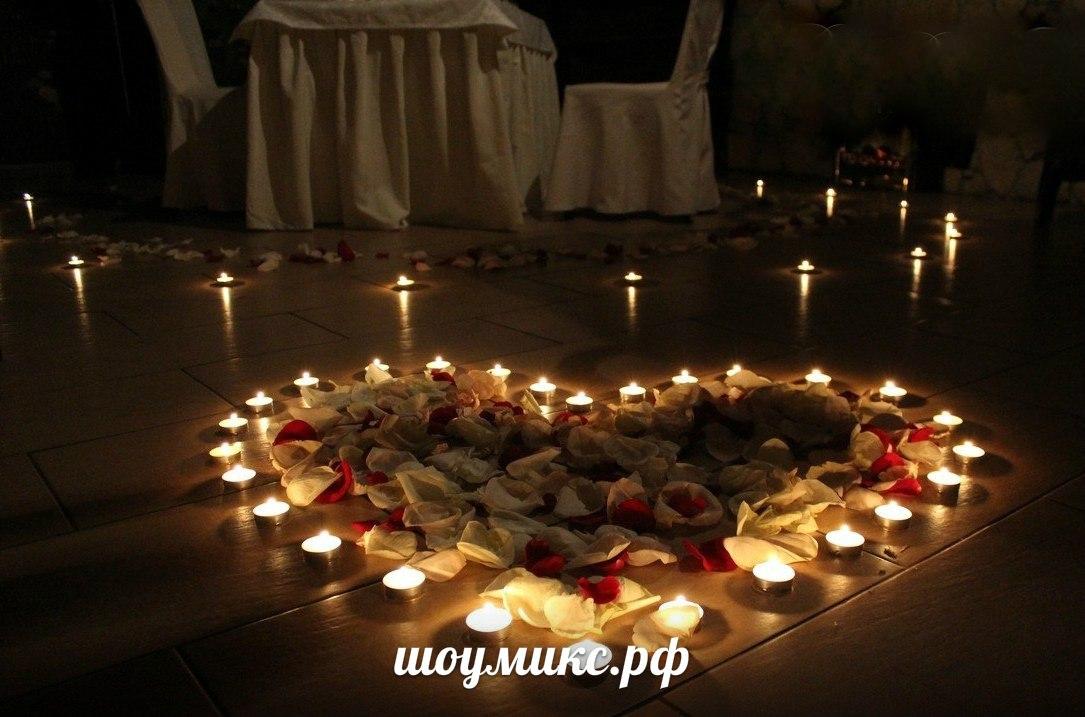 Как сделать романтическое свидание своими руками