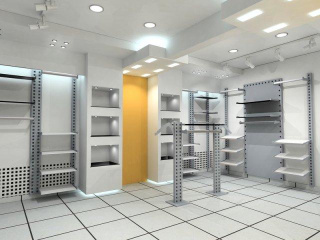 Как выбрать торговое помещение под магазин?